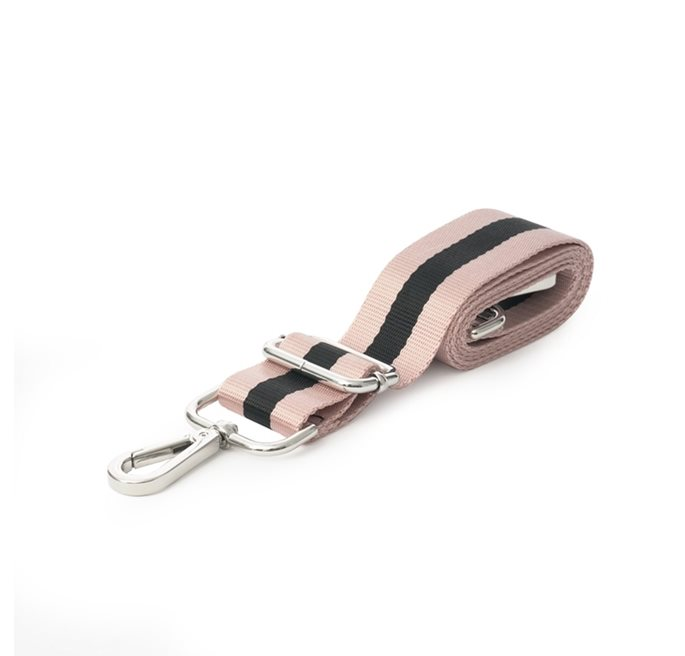 Shoulder Strap in Black/Pink Webbing (S)