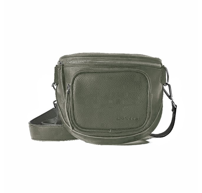 Palermo Sport Belt Bag Khaki Green