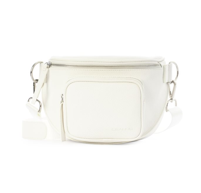 Palermo Sport Belt Bag White